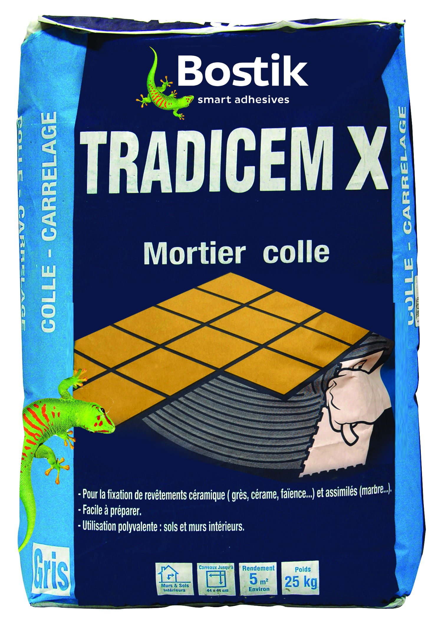 Ciment tradicem x-