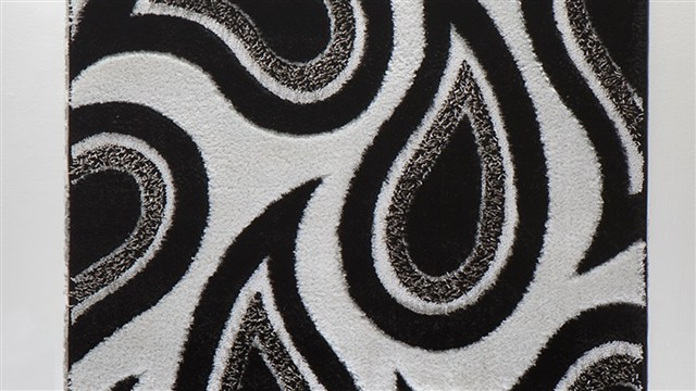 Trendy viola noir 13-2