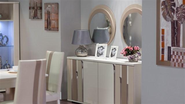 Buffet miroir kayra-