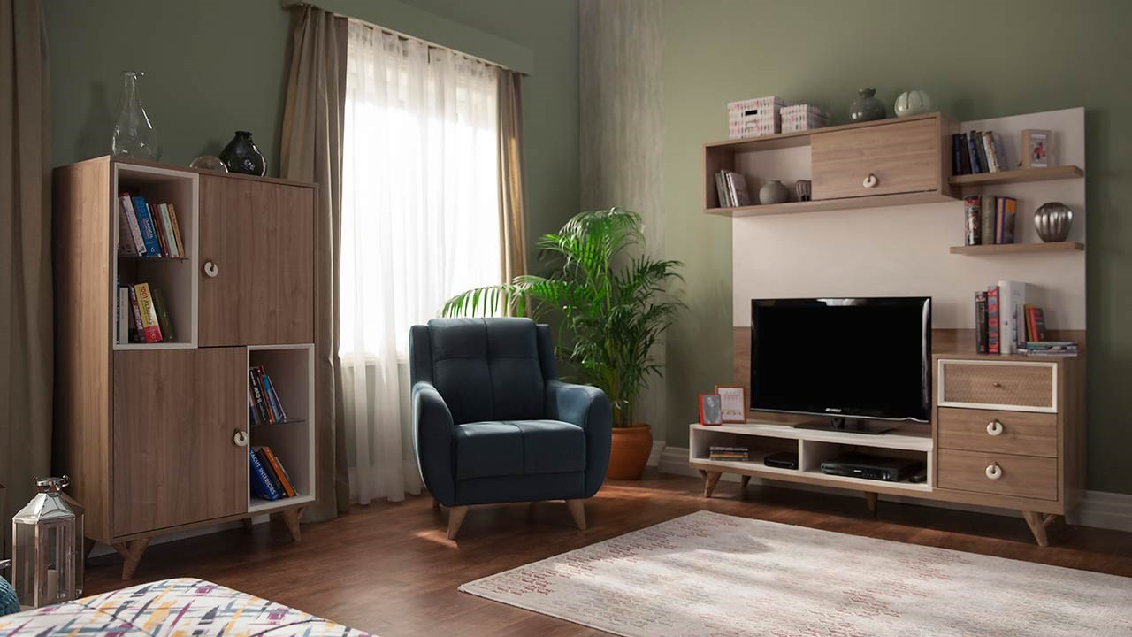 Lima compact meuble tv-