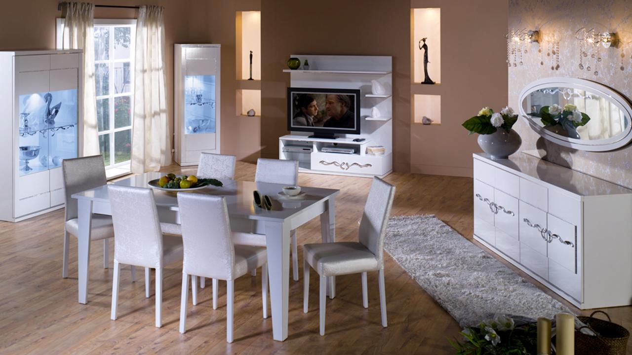 Kristal salle à manger-