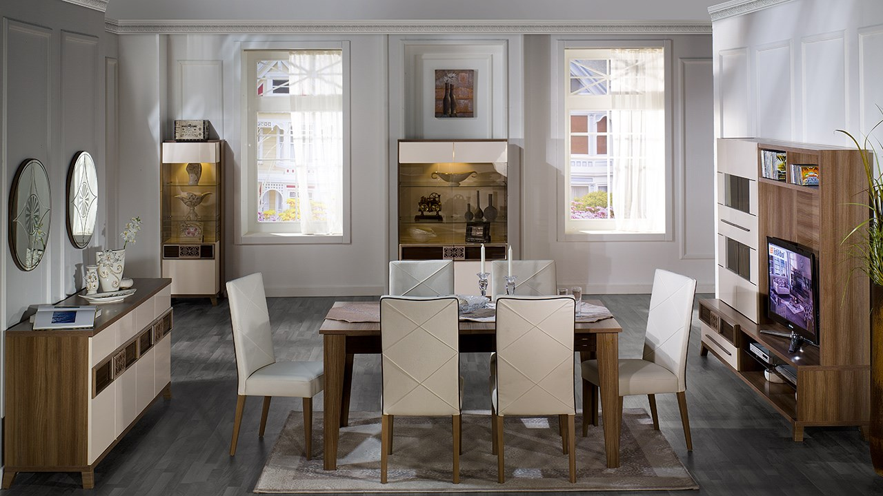 Otantik salle à manger-